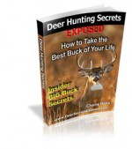 Deer Hunting Secrets Exposed Book