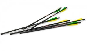 Excalibur 20-Inch Firebolt Carbon Arrows