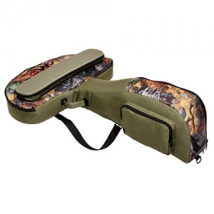 This is an Image of Compact Crossbow Case Olive Camo