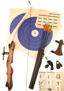 Ragim Wildcat Takedown Recurve Bow Complete Archery Set