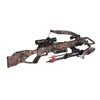 Excalibur Matrix 380 Crossbow Package Realtree Xtra 260-Pound