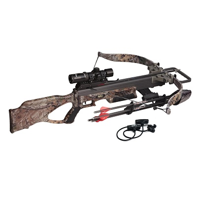 Excalibur Matrix 355 Crossbow Package Realtree Xtra 240-pound