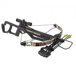 Parker Bushwacker Crossbow 150 Package