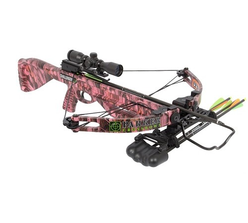 Parker Challenger Crossbow – Pink Crossbow