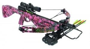 Parker X401-IR Challenger Pink Crossbow