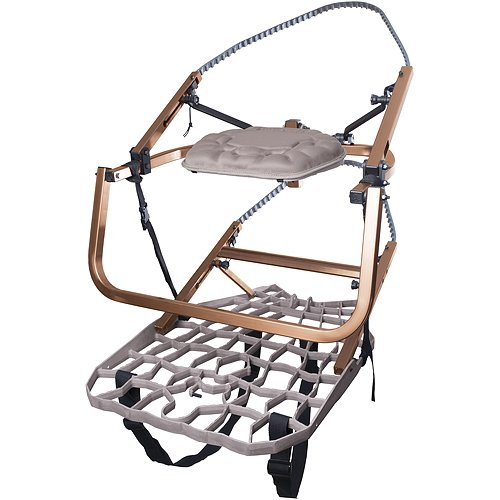 Lone Wolf Wide Flip Top Climber Treestand