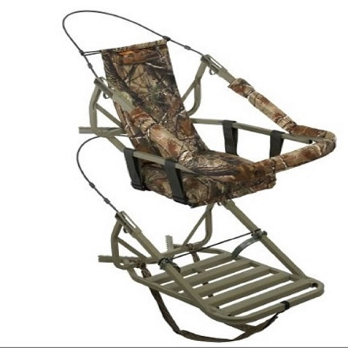 Summit 81052 Viper Classic Steel Self Climbing Tree Stand