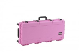 SKB Injection Molded Small Parallel Limb Bow Case