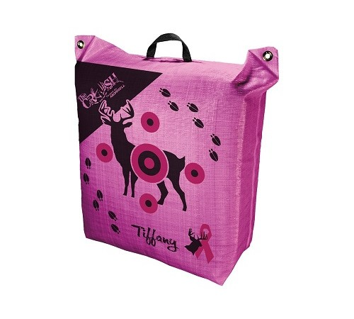 The Morrell Crush Archery – Pink Target