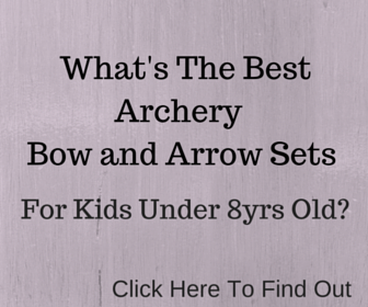 Best Archery Bow and Arrow Sets for Kids