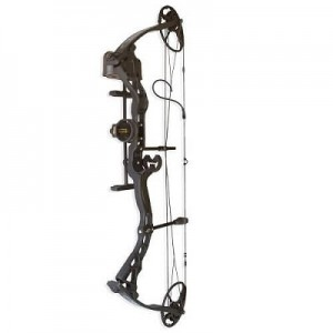 Diamond Infinite Edge Compound Bow, Black Ops