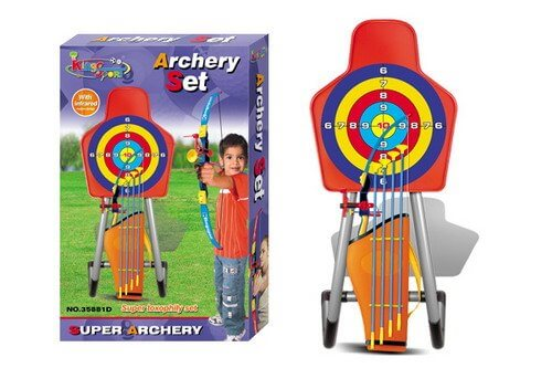 What's The Best Archery Bow and Arrow Sets for Kids, Under 8 Years Old?